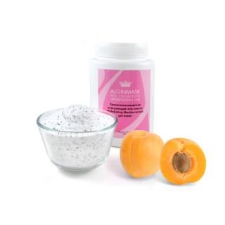 Средиземноморская очищающая гель-маскаExfoliating Mediterranean gel mask Apricot kernel oil &
