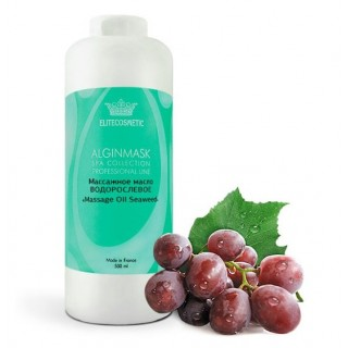 Массажное масло ВОДОРОСЛЕВОЕ «Massage Oil Seaweed» 500 гр