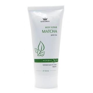 Скраб для тела с зеленым чаем Матча«Body scrub Matcha Green Tea» 150 гр