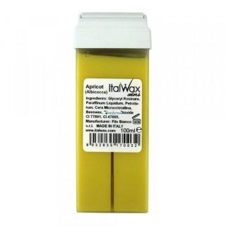 Воск кассетный Ital Wax абрикос, 100мл