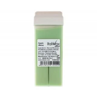 Воск кассетный Ital Wax Зеленое яблоко, 100 мл