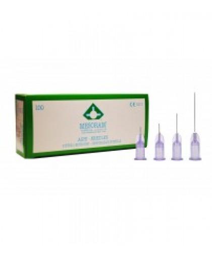 Иглы для мезотерапии Mesoram 30G 0.30*4 mm