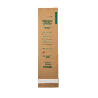 Крафт-пакеты МЕДТЕСТ 100 шт - 50 х 170 мм для стерилизации